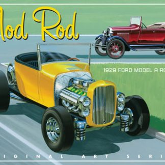 AMT #1000 1929 Ford Model A Roadster