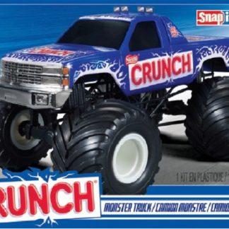 Amt L Nestle Crunch Chevy Monster Truck Snap  Plastic Model Kit